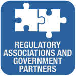 Regulatory Associations and Government Partners