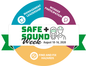MOSH Safe and Sound Week