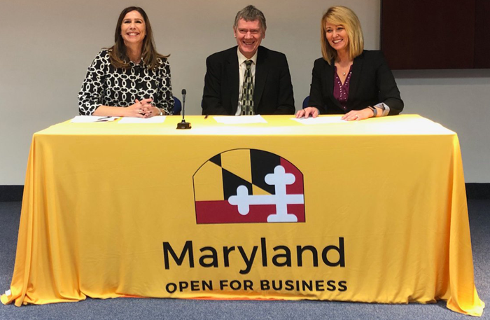 Maryland Departments of Labor and Commerce Sign Memorandum of Understanding with Northern Ireland Economic Agency